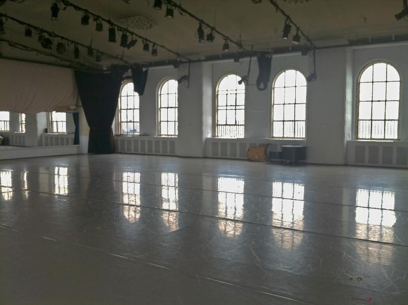 Great studio and performance space | The Dance Enthusiast