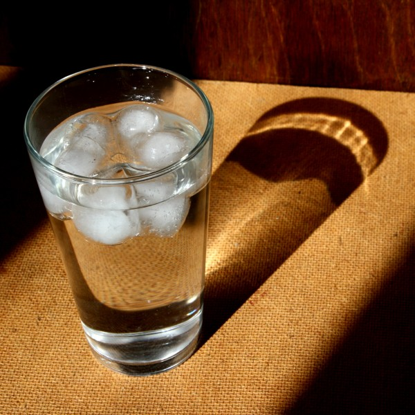 glass of water_Photo courtesy photos-public-domain.com