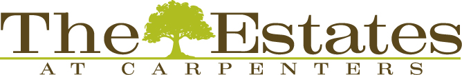 Estates at Carpenters logo