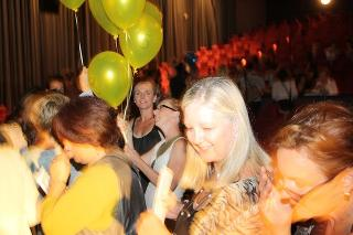 Cronulla fundraiser + balloons