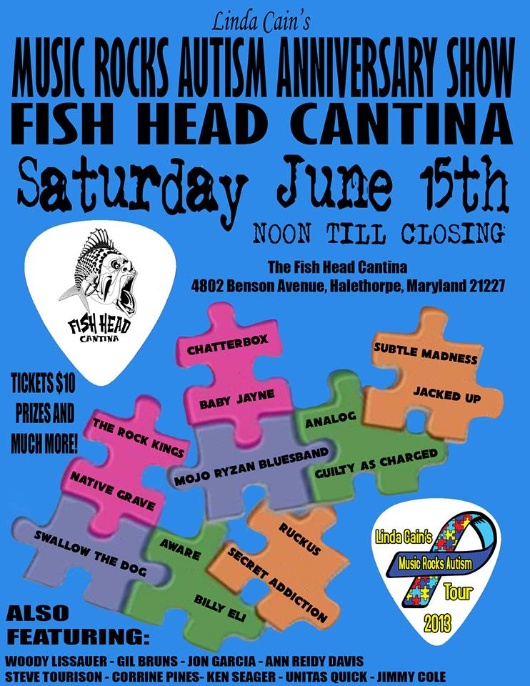 Fish head cantina newsletter for Fish head cantina