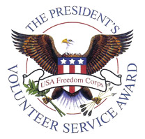 Presidential Service Award - SoldierSocks