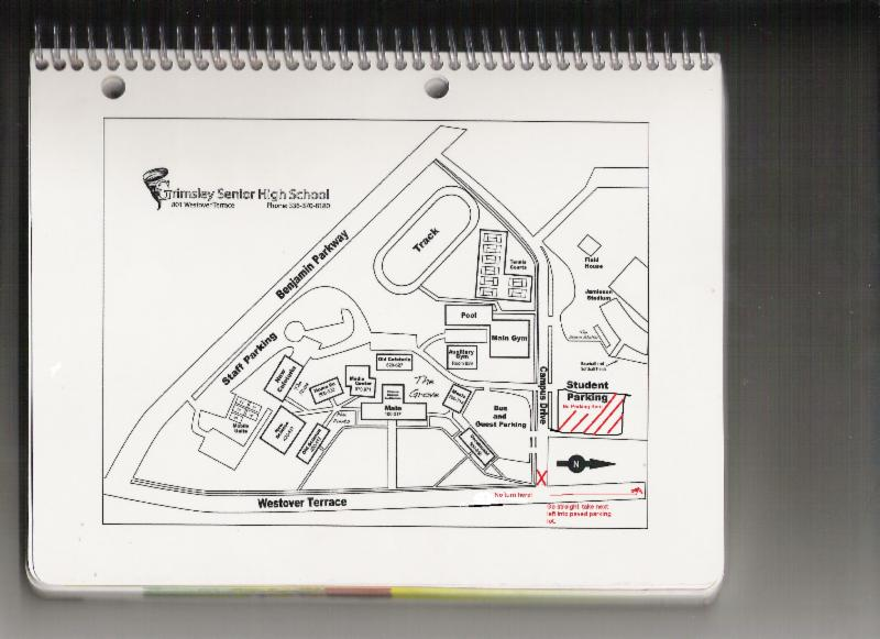 Greensboro College Campus Map.Parking Instructions For Saturday S Football Game Greensboro