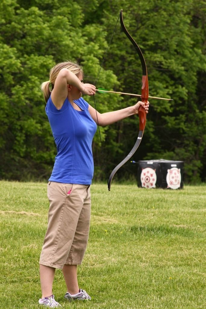 Archery Girls' Getaway