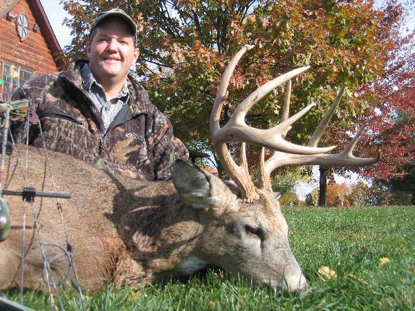 Jeff McCusker's Buck