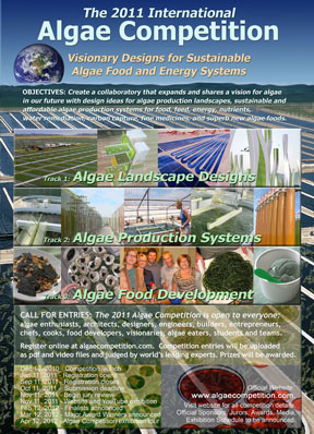 Algae Competition Poster 4
