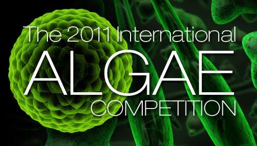 Algae Competition Logo Small