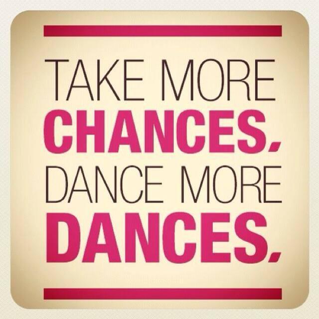 Take More Changes, Dance More Dances