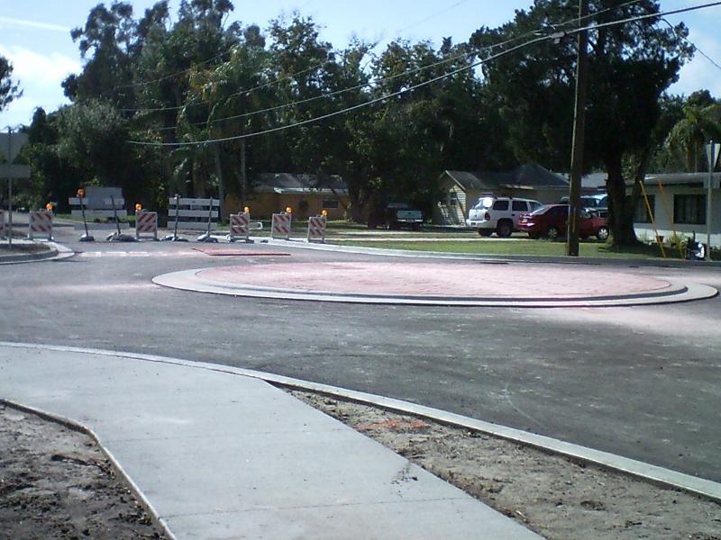 Euclid Roundabout