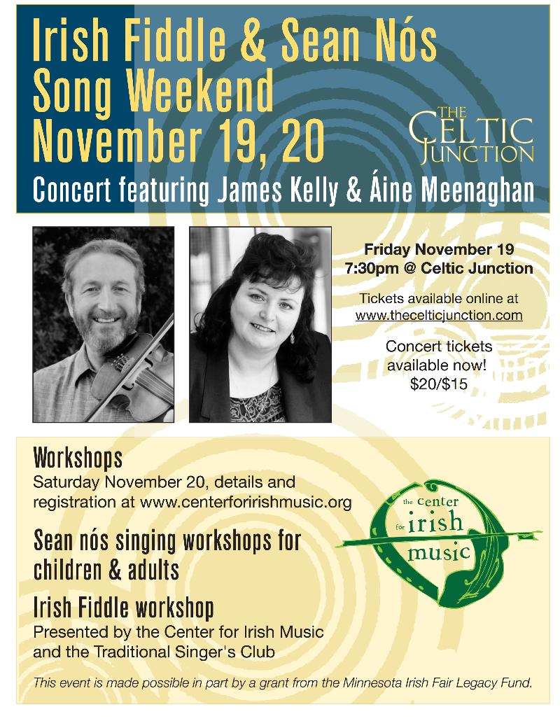 Fall Fiddle Song Workshop 2010