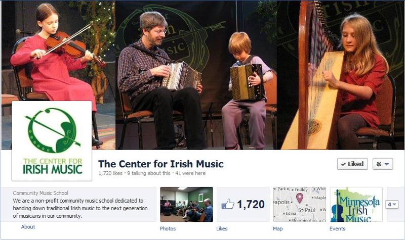 FB page screen grab