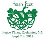 Rochester Irish Fest logo