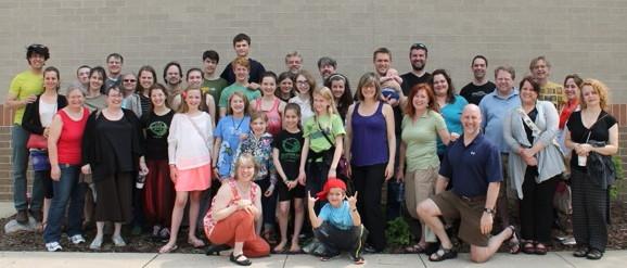 Fleadh group 2013
