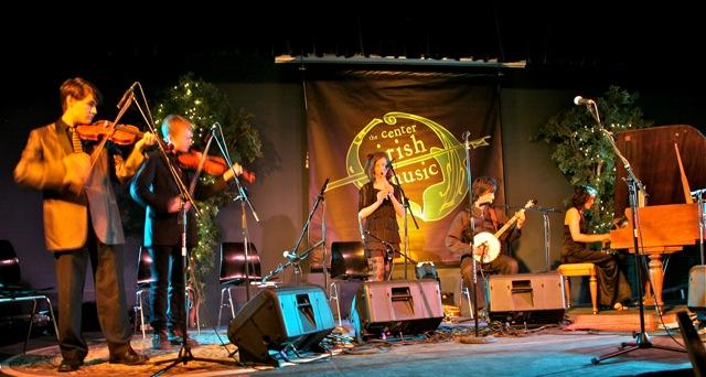 Advanced Youth Ensemble at Eigse 2012
