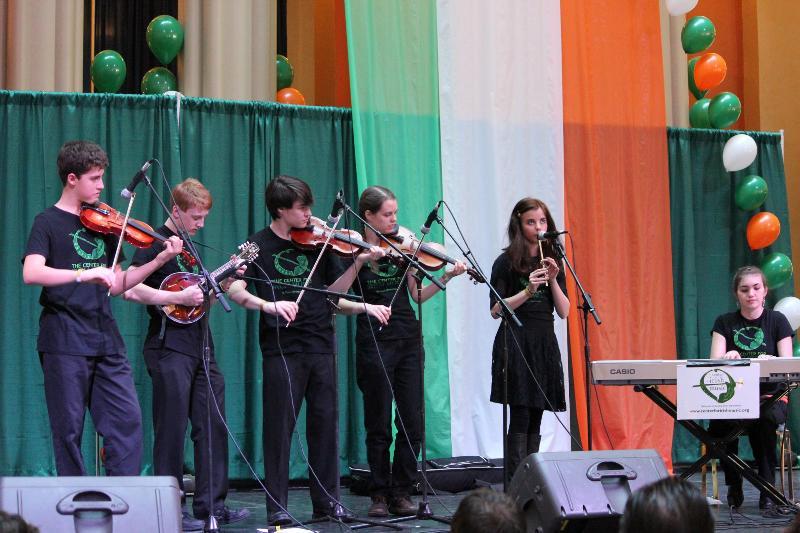 Ensemble at Landmark 2013
