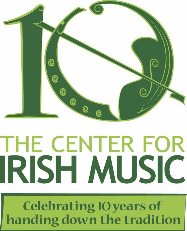 CIM 10 year logo