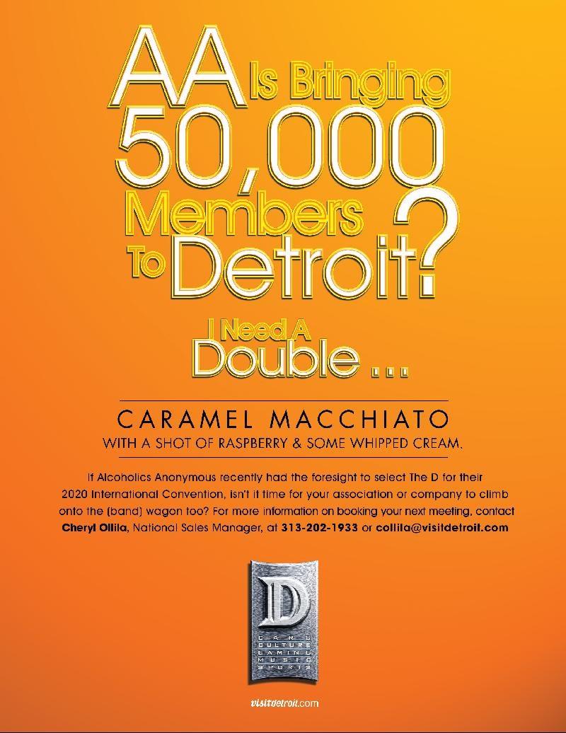 Detroit CVB Ad