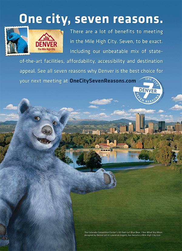 Visit Denver Ad