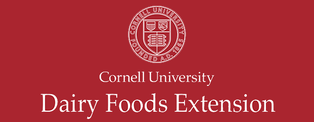 Cornell University Dairy Foods Extension