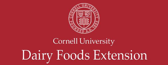 Cornell University Dairy Foods Extension