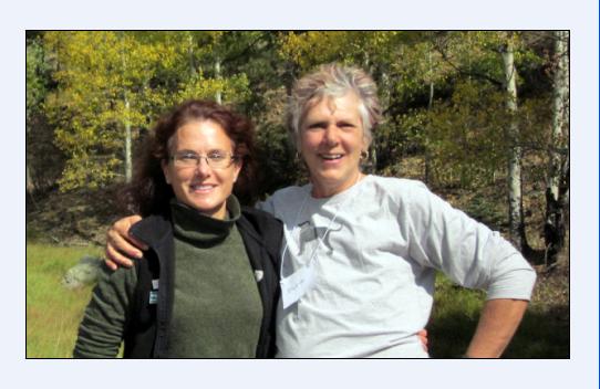 Debbie Spooner & Dr. Borges  - Fly Fishing