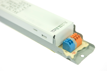 AdFluorescent lamp ballast