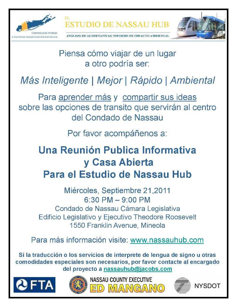 Flyer Nassau Hub 2