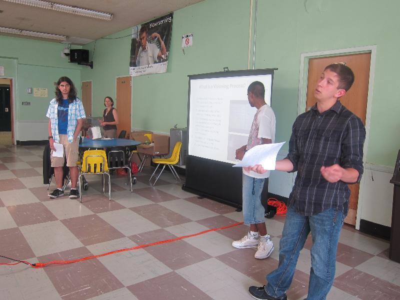 Youth Visioning