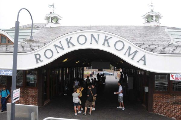 Ronkonkoma Train Station
