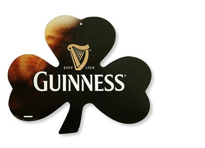 Guinness Shamrock