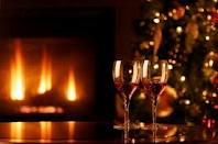 Wine Glass Fireplace