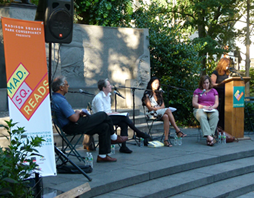Mad Sq Reads, 2011