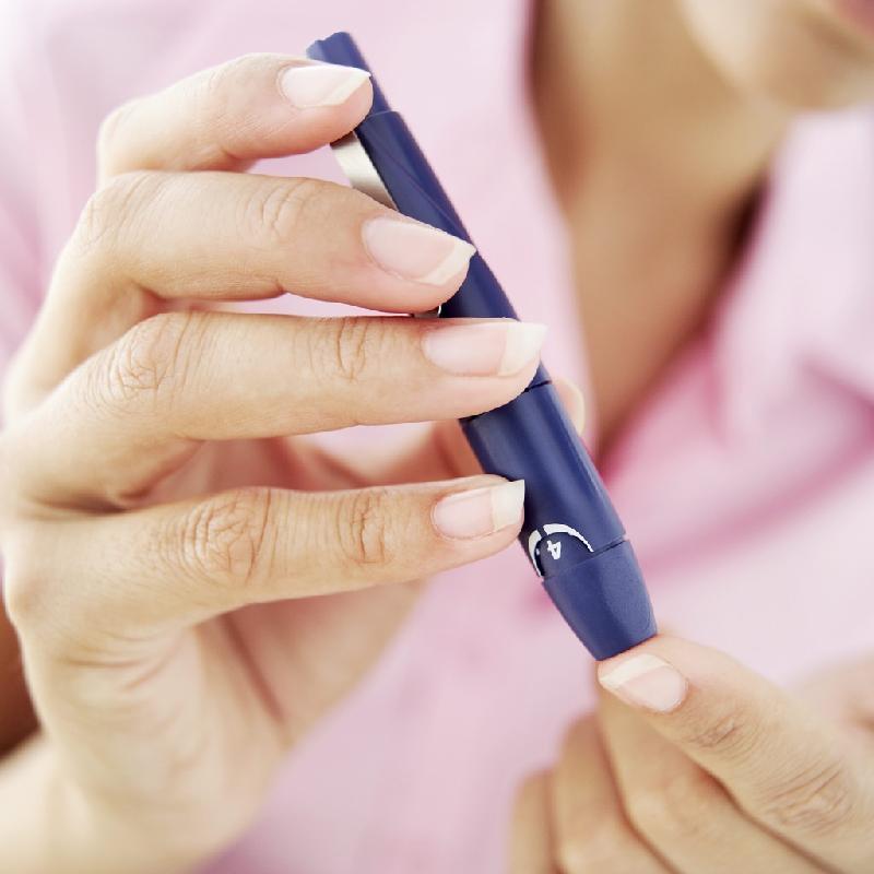 Diabetes - glucometer