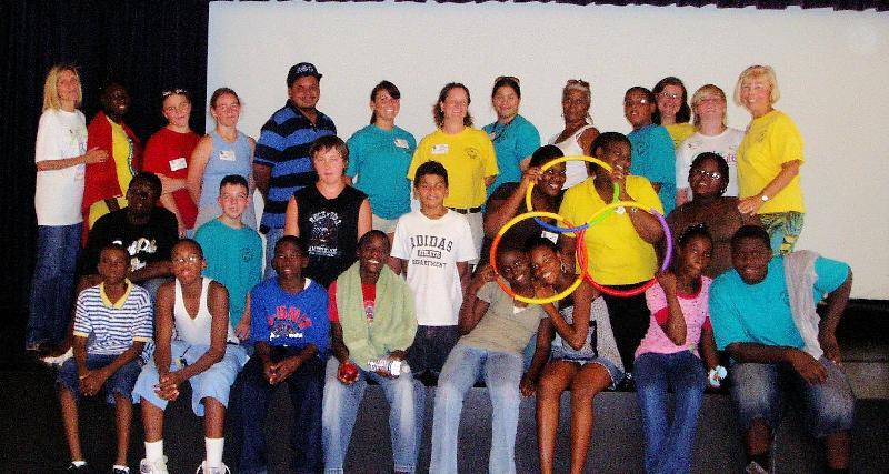 Reunion Camp Summer 2008