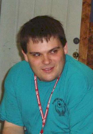 Justin G at camp