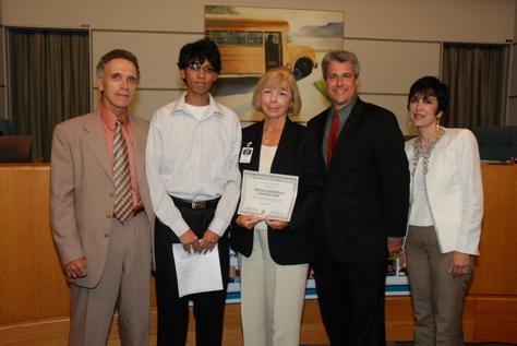 PBCSD award