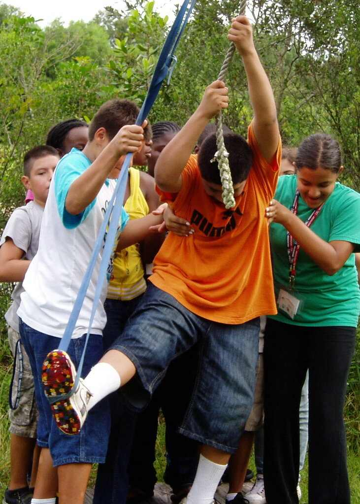 Camp Treasure VI fall 2009 #5