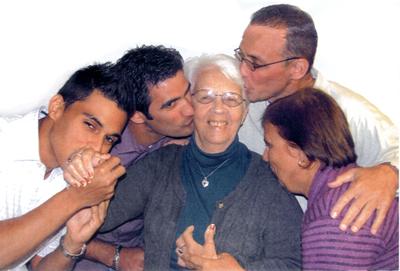 Antonio family 2012