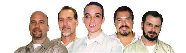 Cuban Five 2008