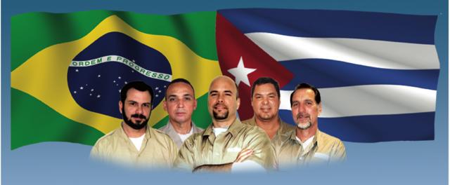 Brazil-Cuba