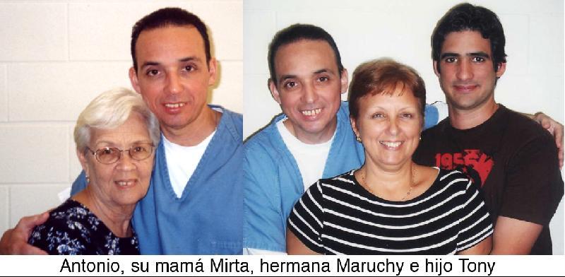 Antonio family spanish