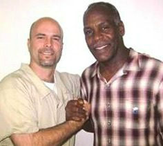 Danny Glover and Gerardo