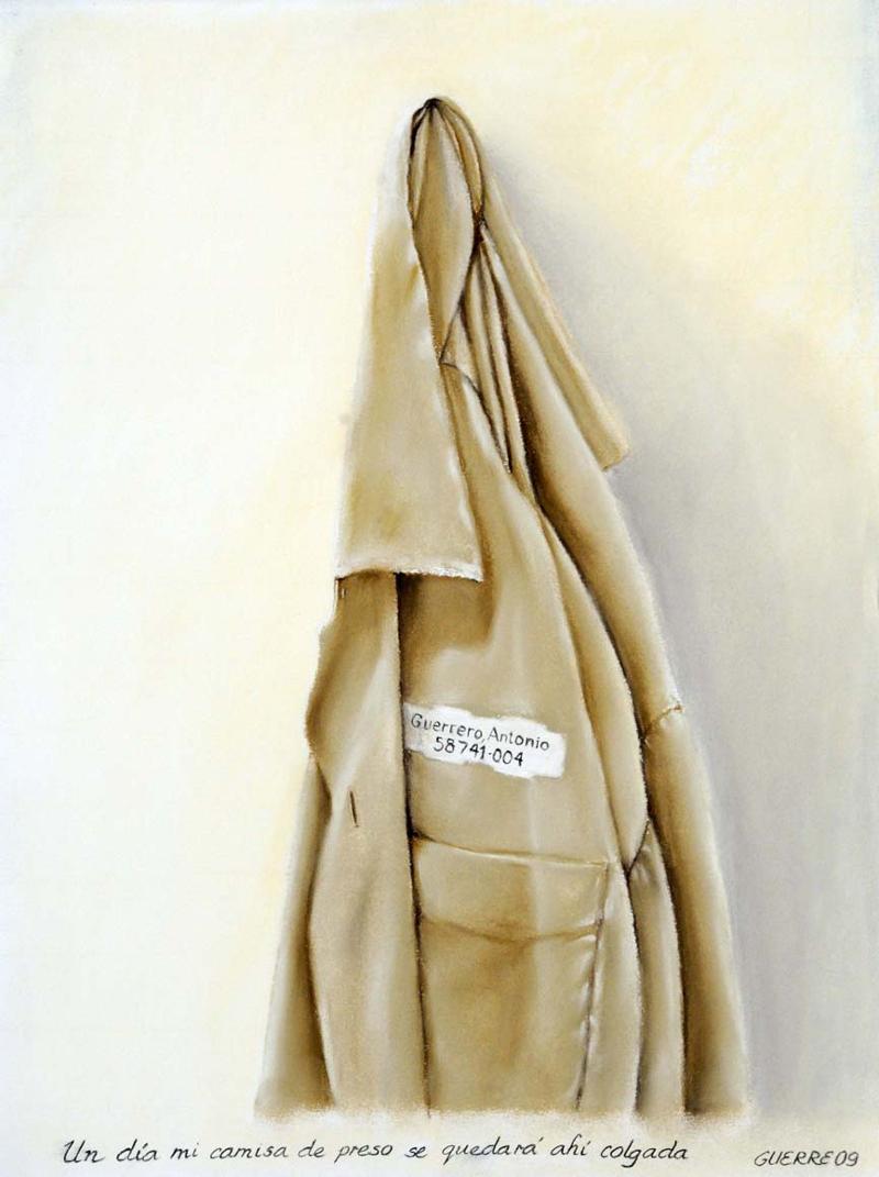 Antonio prison shirt