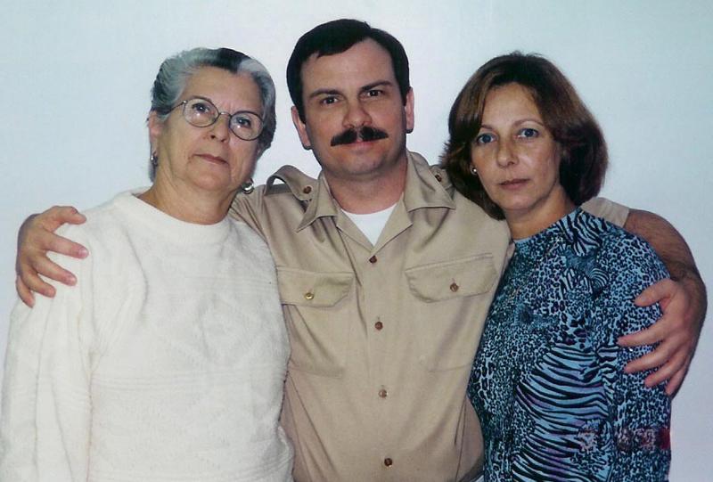 Fernando, Magali, Rosa, 2009