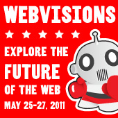 WebVisions - Explore the Future of the Web
