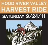 Hood River Valley Harvest Ride 2011