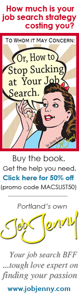 Click here for 50% off Job Jenny's new book!