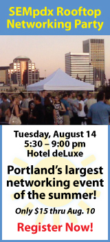 RoofTop SEM Pdx Party
