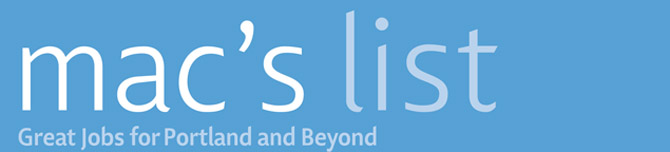 Mac's List logo
