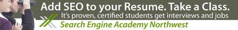 Search Engine Academy Northwest
